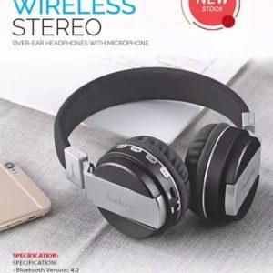 Audionic - Premium Wireless - Over-Ear HEADPHONE With Microphone (B-888)