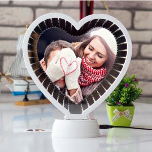 Heart Shape Magic Mirror