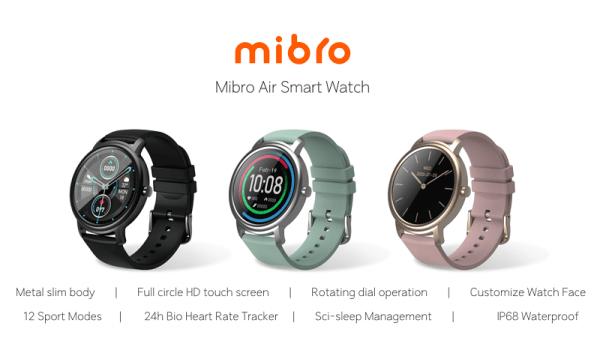 Mibro Air Smart Watch